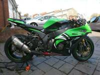 Kawasaki zx10r 2014 tom sykes special edition