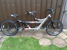 Tandem bike for sale