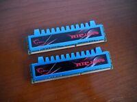 GSkill Ripjaws 4GB DDR3 RAM Kit