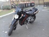 Ktm 950 SM not yahama Honda or Suzuki