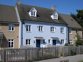 Three bedroom house to rent on Grange Farm IP5