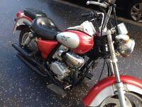 Pioneer nervada 125cc