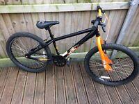 """X Rated Exile Jump Bike 24"""" Boys Bike"""