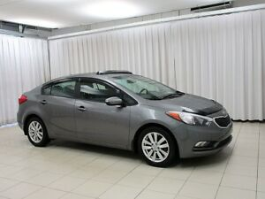 2015 Kia Forte SEDAN w/ HEATED SEATS, ALLOYS AND BLUETOOTH - BE