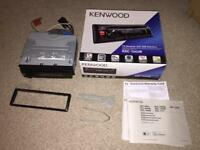 Kenwood KDC-164UR CD Player With USB Interface! Great Condition! Fully Boxed