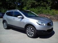 ★ 2010 Nissan Qashqai 1.5 dCi Tekna 2WD 5dr Diesel *FULL LEATHER* ★