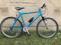 Mountain Bike 'Raleigh' 26 inches with accessories