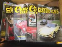 Approx 200 Classic car magazines for resell or reading!