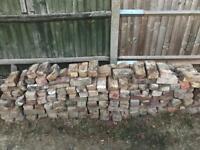 Reclaimed Bricks - feature wall