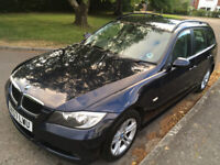 BMW 3 series estate good condition with FSH and leather seats