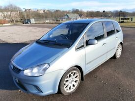Ford focus c max. 1800 tdci. Avalon metallic . Excellent condition through out