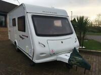 Caravan 2009 Elddis Mayfair Xplore 450/2 with motor mover fitted 2016