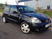 2005 Renault Clio 1.2 16v 3 Door