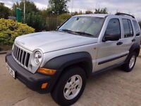 Jeep Cherokee 2.8 TD Sport 4x4 5dr 2 KEYS . 2 KEEPERS . 3 MONTH