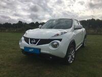 Nissan Juke Hatchback 2012 1.5 dCi Tekna 5dr - HUGE SPEC, Full Service History, 3 Months Warranty