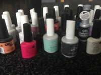 Nail gels professional brand