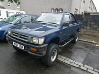 Mk3 Toyota Hilux 2.4 Diesel 4x4