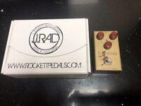 J. Rockett Archer Ikon Overdrive Guitar Pedal