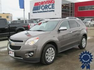 2010 Chevrolet Equinox LTZ All Wheel Drive - 86,723 KM, 3.0L Gas