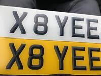 Private Plate for sale.
