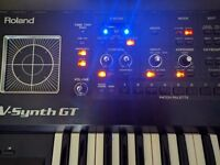 Roland V-Synth GT for sale in London - great condition!