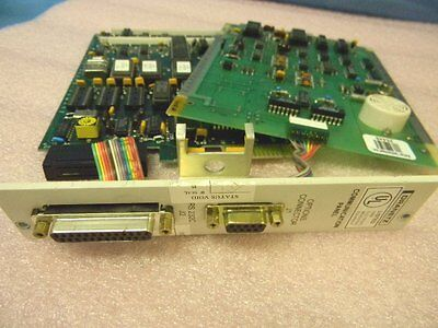 Dranetz 626 Series Power Line Analyzer Rs 232C Communications Card 111390 G1