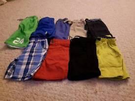 Clothes bundle of boys shorts