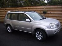 nissan xtrail 4x4 in very good condition