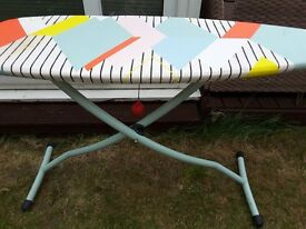 BRABANTIA DUCK EGG XXL SIZE D IRONING TABLE BOARD + NEW COVER £55