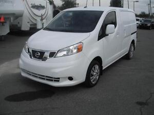 2013 Nissan NV200 S Cargo Van