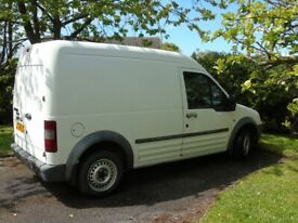 Ford, TRANSIT CONNECT, Panel Van, 2006, Manual, 1753 (cc)