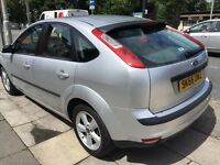 FORD FOCUS 1.6 ZETEC IN STUNNING CONDITION, LOW MILEAGE,FULL MOT,ANY TRIAL WELCOME AS YOU WONT FAULT
