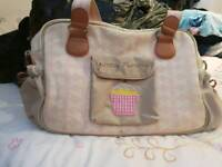 Yummy mummy bag