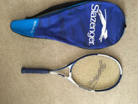 Slazenger Tennis racket and cover