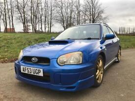Subaru Impreza WRX 2.0 turbo 2003