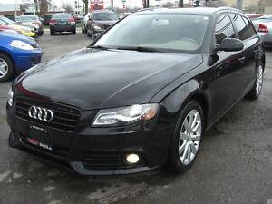 2010 Audi A4 Quattro Sport Wagon 2.0T Premium