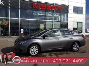 2016 Nissan Sentra **NO ACCIDENTS/ PARK ANYWHERE**