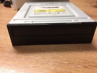 Toshiba samsung DVD Writer Model TS-H653 sata