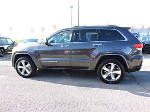 2015 Jeep Grand Cherokee OVERLAND, CRUISE ADAPTATIF, TOIT PANO,  West Island Greater Montréal image 8