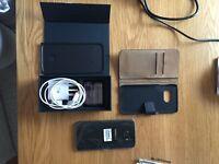 Samsung s7 edge 32gb in black ( Vodafone )