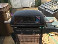 BBQ has . Champingas .. not bad condition working & clean . Bargain £20