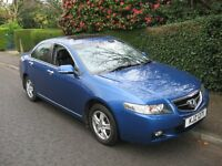 low mileage new model honda accord with full luxury leather