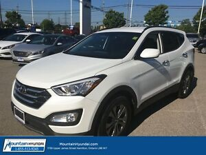 2016 Hyundai Santa Fe Sport AWD + 2.99% FIXED RATE