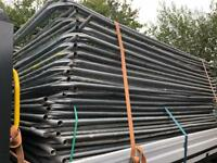 🔩 HERAS TEMPORARY SECURITY FENCE PANELS - USED