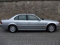BMW 735i - for spares or repairs