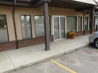 Commercial office/service space for lease
