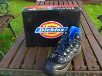 DICKIES STORM safety hiker trainers sizes 7 to 11 light and comfy £25 collect