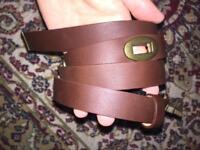 Massimo Dutti women belt