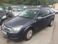 Vauxhall Astra estate diesel 6 speed cheap tax