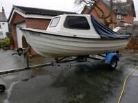Fishing boat Orkney 440